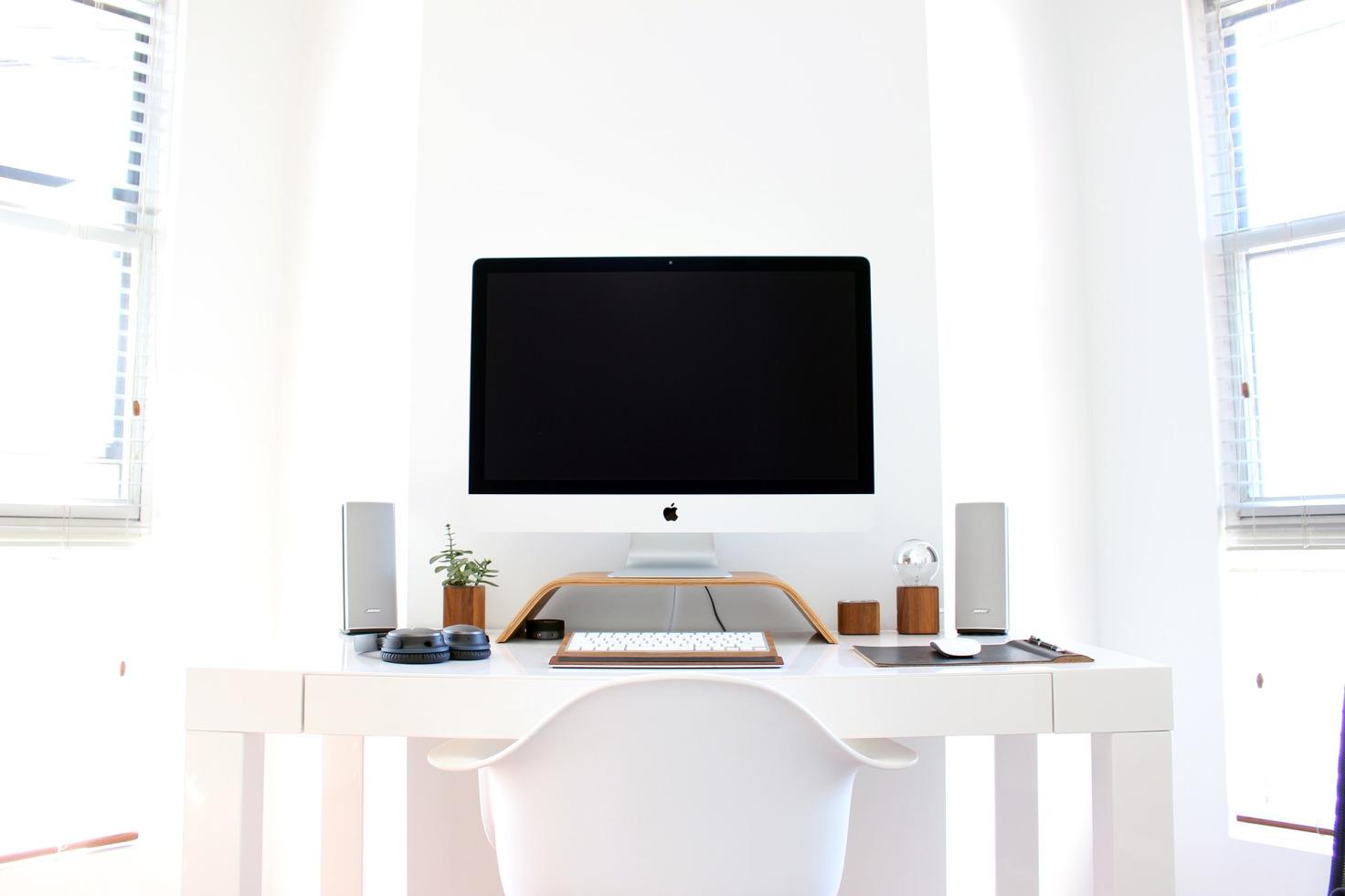 Les mises à jour Atolia en Janvier 2019 bureau blanc macbook